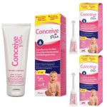 Lubrifiant de fertilité Conceive Plus meilleur bundle lube + 18 applicateurs